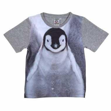 All over print t shirt pingu?n kinderen