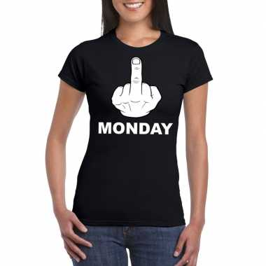 Fuck monday shirt dames