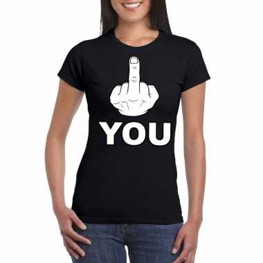 Fuck you shirt dames