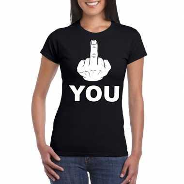 Fuck you shirt dames