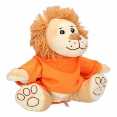 Holland leeuw dierenknuffel 30 shirt