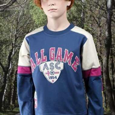Kleding jongens shirt all game