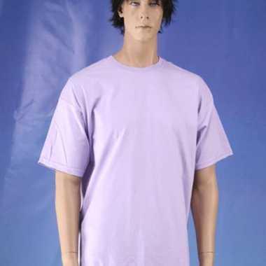 Kleding t shirt lila paars