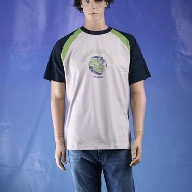 Kleding t shirt world games