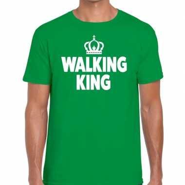 Nijmeegse vierdaagse shirt walking king heren