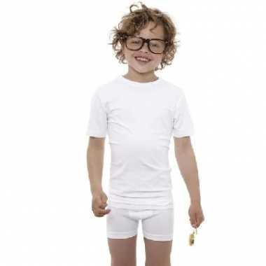 Ondergoed ten cate jongens t shirt wit