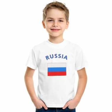Russische vlag t shirts kinderen