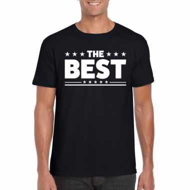 The best fun t shirt heren zwart