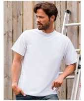 Big size t-shirt wit 3xl