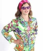 Hippie shirts peace kinderen