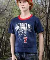 Kleding jongens t shirt legionary