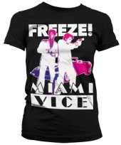 Merchandise miami vice freeze shirt dames