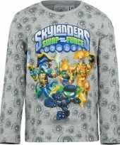 Skylander t shirt grijs