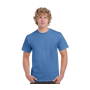Zwart event crew polo t-shirt heren